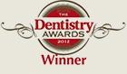 the dentistry awards 2012 winner logo1